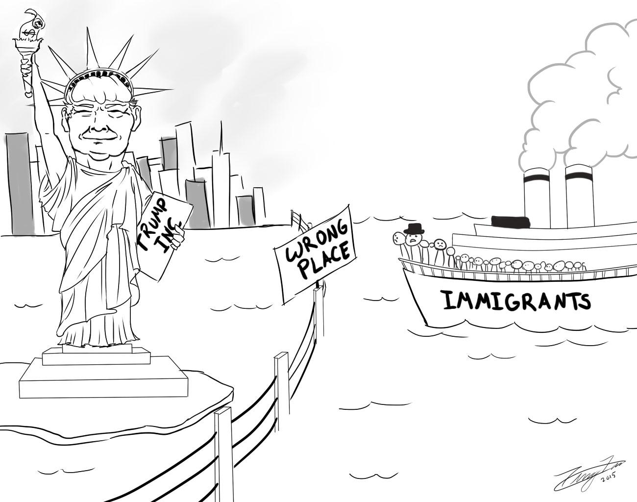 Terry Tan / Staff Illustrator