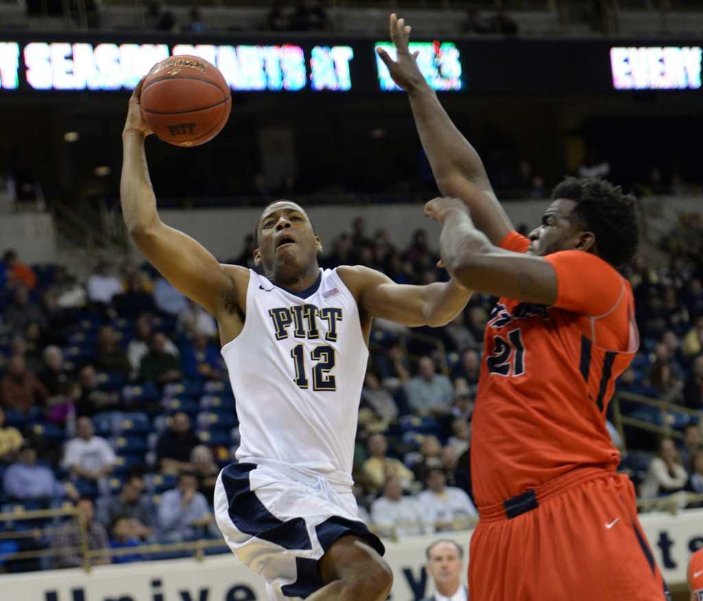 Men's Basketball vs. Detroit 11/20/15