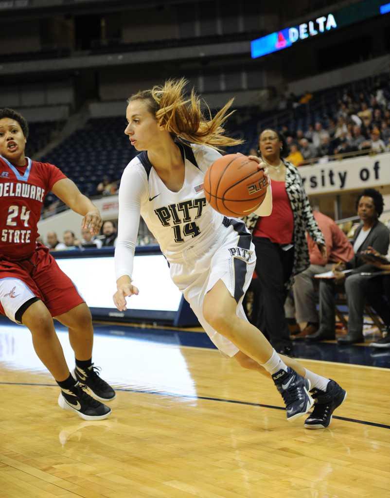 Women's Basketball vs. Delaware State 11/20/15