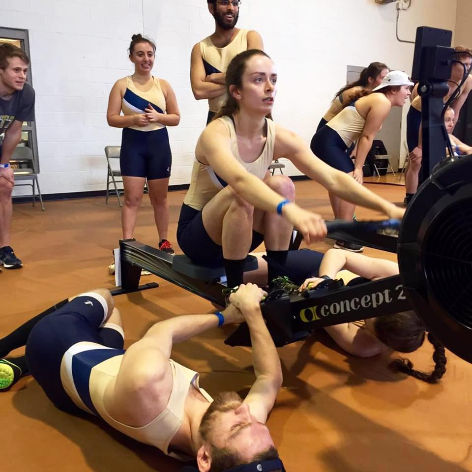 (Photo Courtesy of University of Pittsburgh Club Rowing Team Facebook)