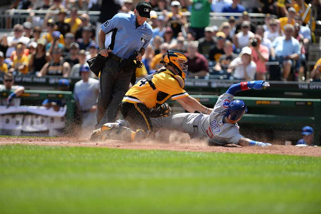 Gallery: Pittsburgh Pirates vs. Chicago Cubs