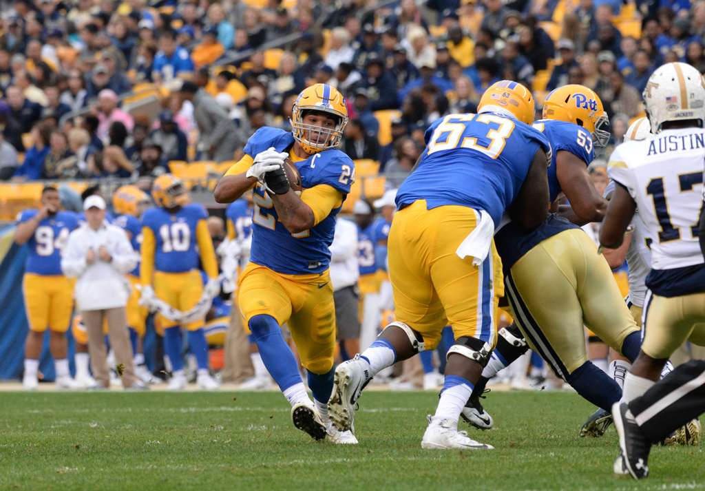 Gallery: Pitt vs. GT Homecoming 10/8/16