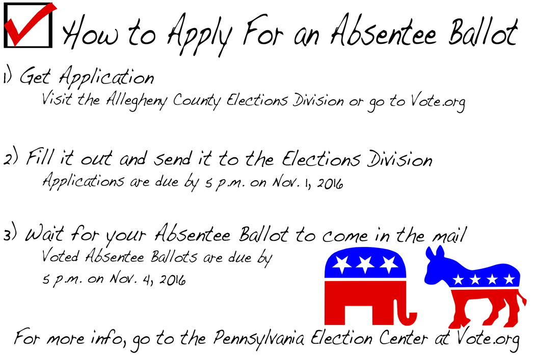 Absentee Ballot Pa Primary image info