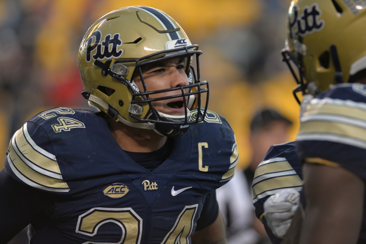 GALLERY: Pitt vs Syracuse Football