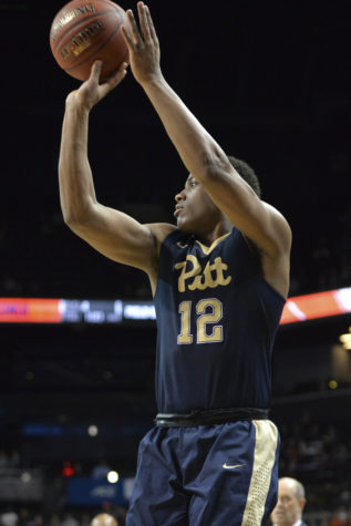 Pitt senior guard Chris Jones averaged 6.1 points per contest in 129 games over his four-year career. John Hamilton | Visual Editor