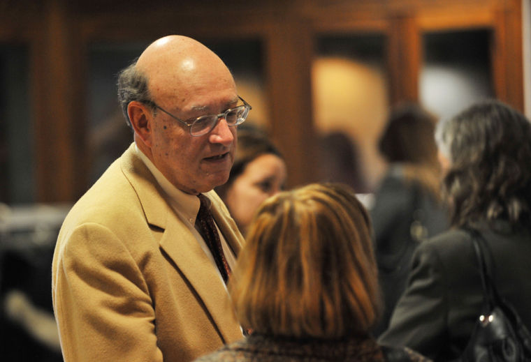 Edward Stricker, the dean of the University Honors College, will step down before the fall semester of 2017. TPN File Photo