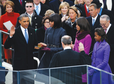 57th Inauguration: Students witness Obama take oath for second time