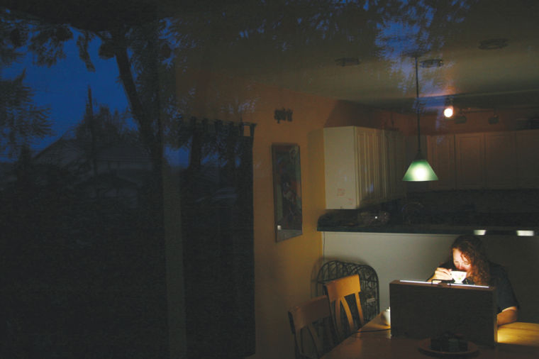 Winter blues: Look for light during dark days