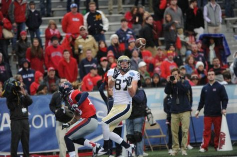 Football: Pitt ends with losing season after bowl game defeat against Ole Miss