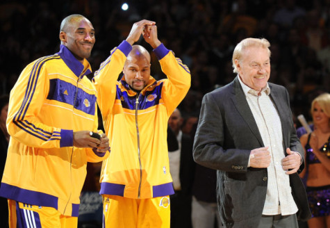 Saul: Lakers owner Jerry Buss ran counter to the sports owner stereotype