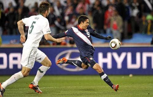 Gabler: USA should use Hispanic population to improve soccer team