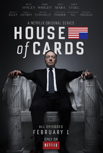 'House of Cards' has Spacey up sleeve