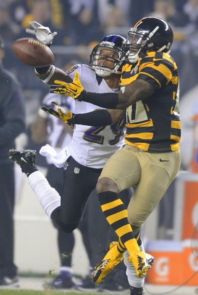 Barnes Burner: Steelers' off-season moves dumfounding