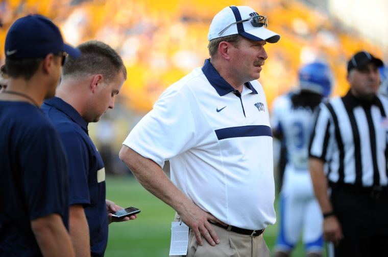 Rob Blanc recognized as Head Athletic Trainer of the Year