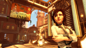 'BioShock' sequel continues aesthetic brilliance of predecessors