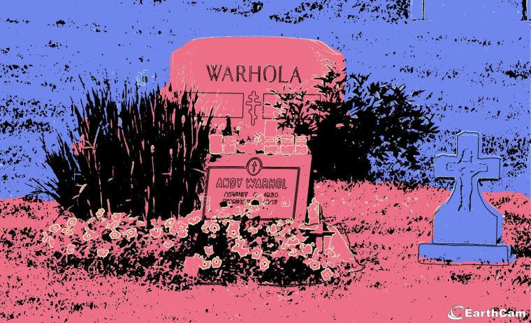 Welcome Back: A Warhol-esque project, starring Andy Warhol