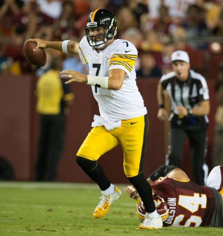 Pittsburgh Steelers vs. Washington Redskins