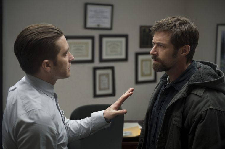 Jackman, Gyllenhaal clash in 'Prisoners'