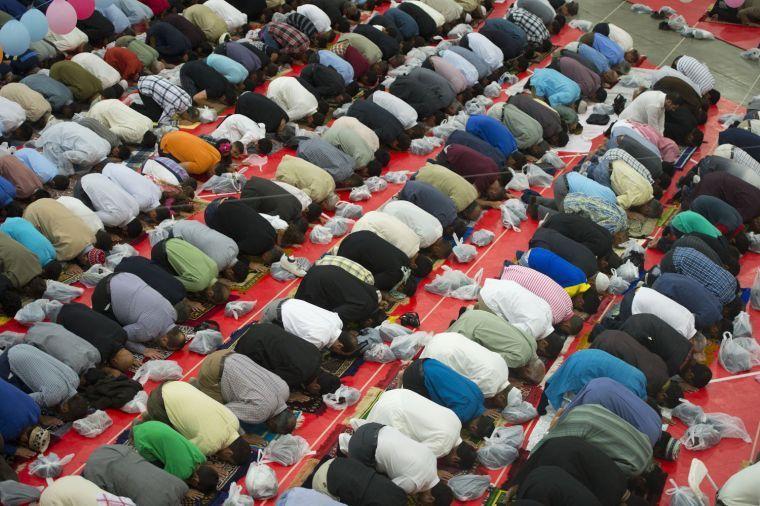 Eid+Prayer