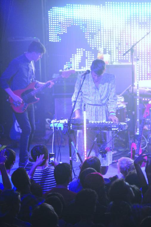 STRFKR puts on delightfully oddball performance at Altar Bar