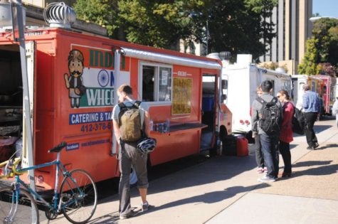 Despite challenges, Pittsburgh's food trucks on a roll