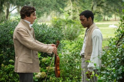 '12 Years a Slave' an unwavering glimpse at Antebellum South