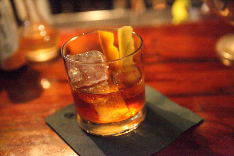 A defense of the cocktail, and a guide to the old fashioned
