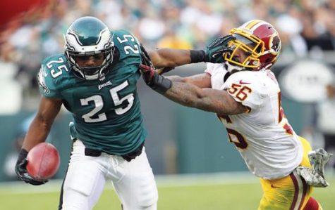 Redskins vs. Eagles