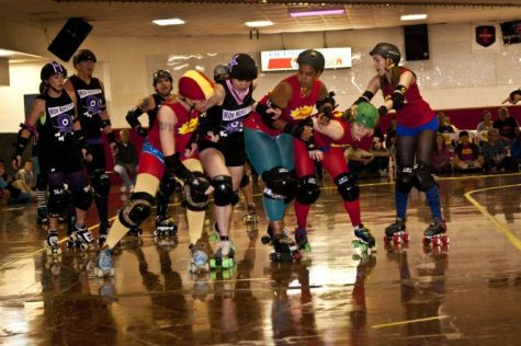 Pittsburgh's Roller Derby teams provides aggressive outlet for the women who play