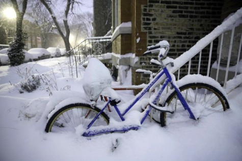 Maintenance, visibility the keys to safe winter biking