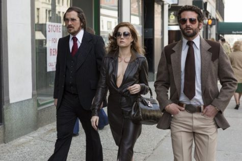 'American Hustle': Smooth, stylish and utterly scatterbrained