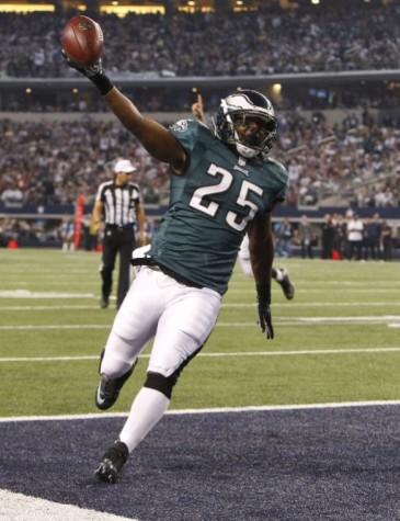 McCoy celebrates