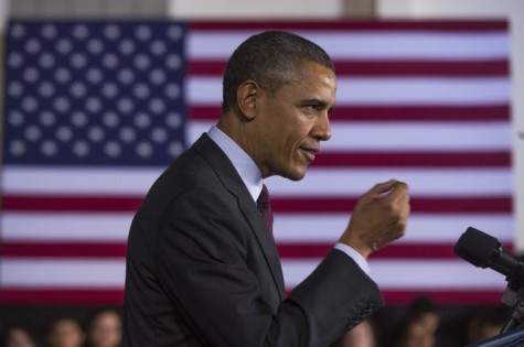 Barack Obama Gives ConnectED Speech in Adelphi – MD