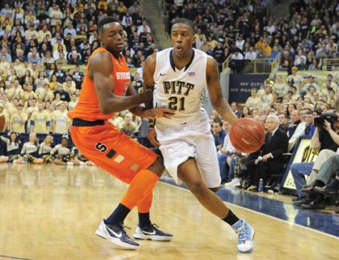 Pitt vs Syracuse 2/12/14