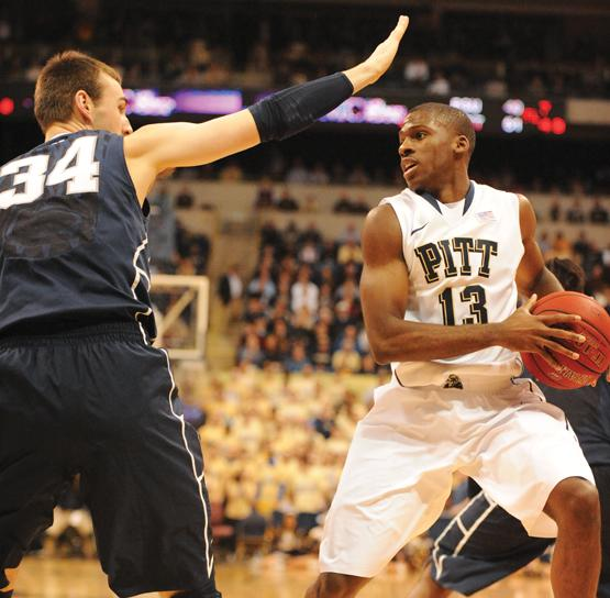Mens Basketball: Lack of predictability is nothing new for Pitt on Selection Sunday