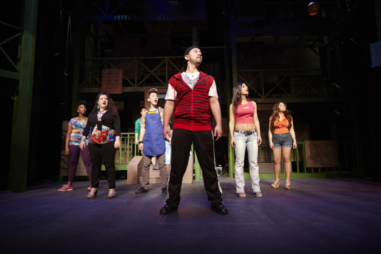 University of Pittsburgh Stages puts viewers