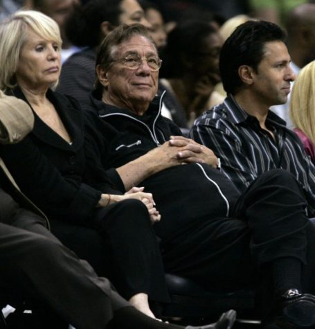 NBA owner allegedly makes racist comments