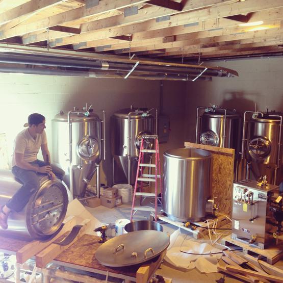 Brew Gentlemen brewing beer and hope in Braddock