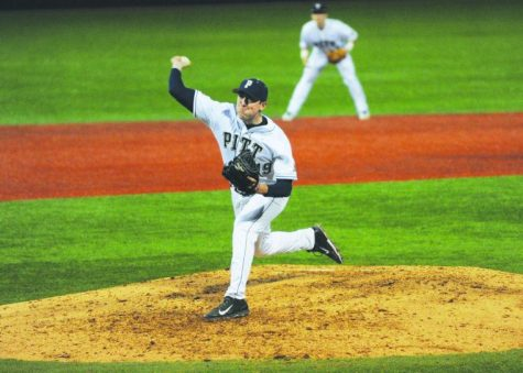 Pitt baseball splits series with Maryland Eastern Shore