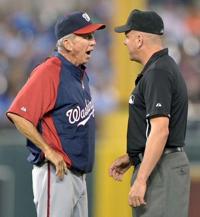 Baseball+argument