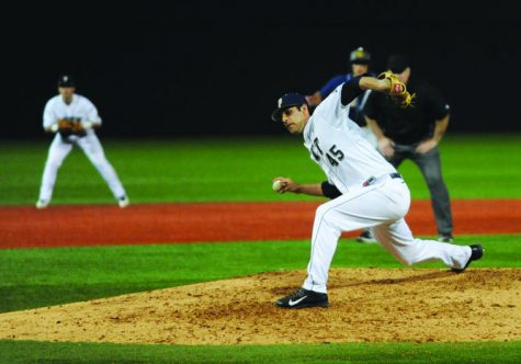 Redshirt senior submarine pitcher finishes notable career