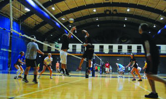 Intramural sports an easy way to have fun and keep playing