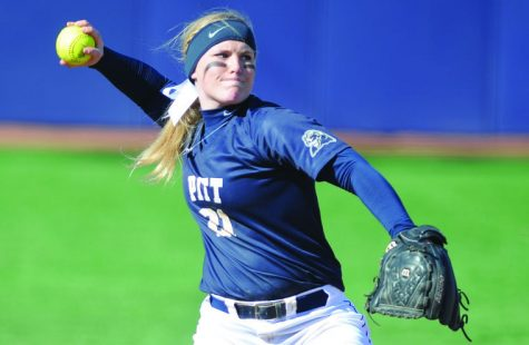 Softball: Disappointing season has Pitt looking forward