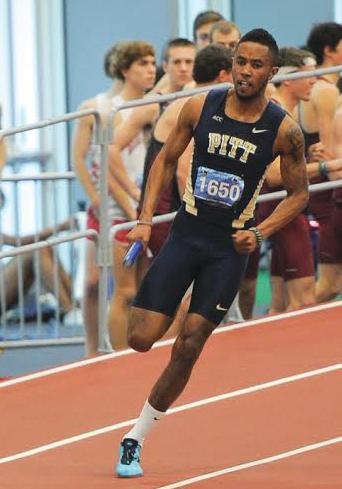 Track and Field: Pitt track athlete makes mark in international debut