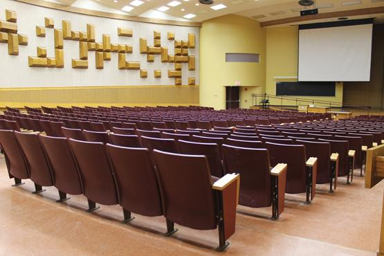 Renovations approved for David Lawrence Hall