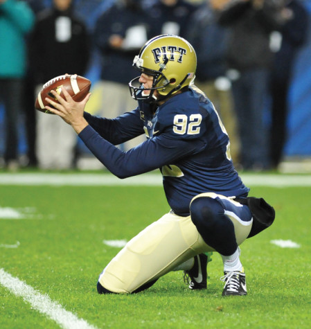 Football: Former Pitt punter gets NFL shot with Atlanta
