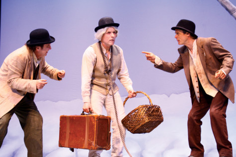 'Waiting for Godot' aims for humor over easy answers