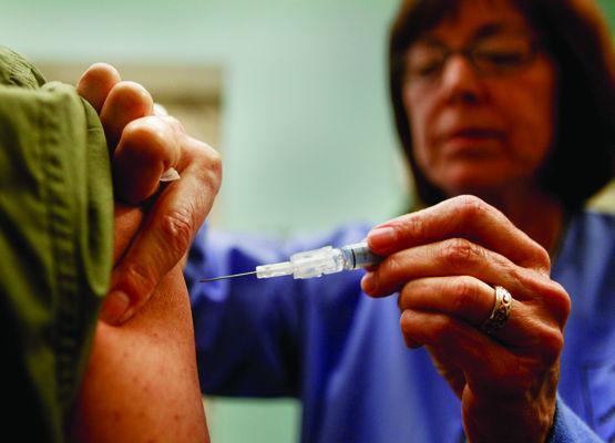 US NEWS MED-FLU-HEALTHWORKERS 3 LA