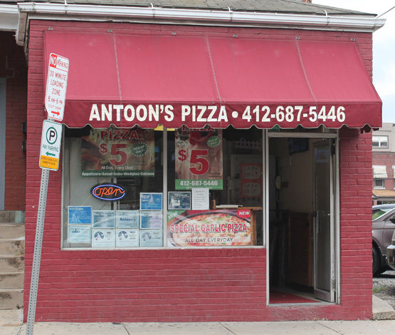 Welcome Back: The Lunchbox: TPN dissects the Big 3 pizza shops of Atwood