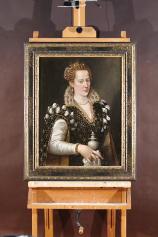 Welcome Back: Carnegie exhibit explores restoration of Renaissance art